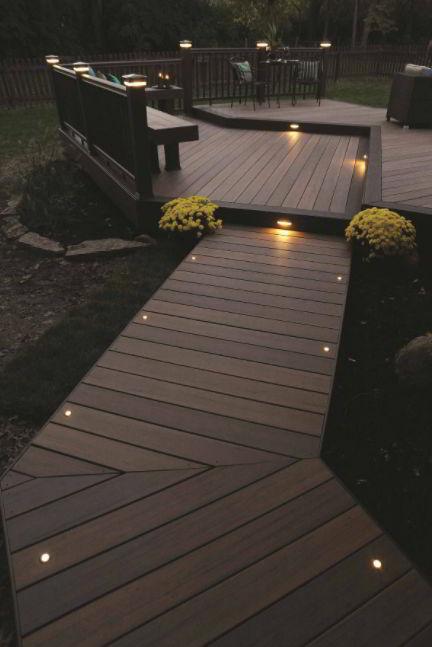 Romantic Solar Deck Ideas