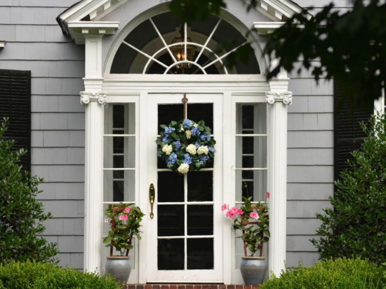 Best Trim for Glass Door