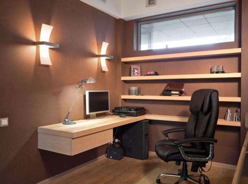 Best Floating Corner Desk Setup