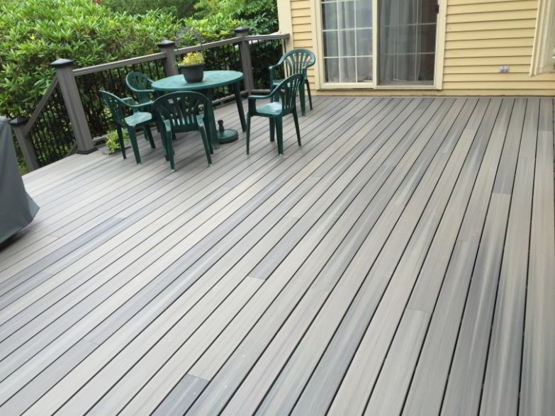 Gray Deck Stain Concept