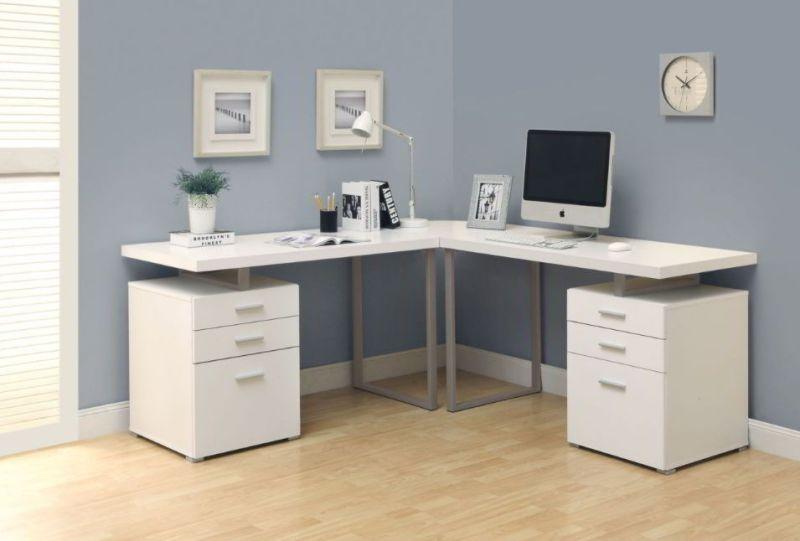Modern Corner Desk Ideas