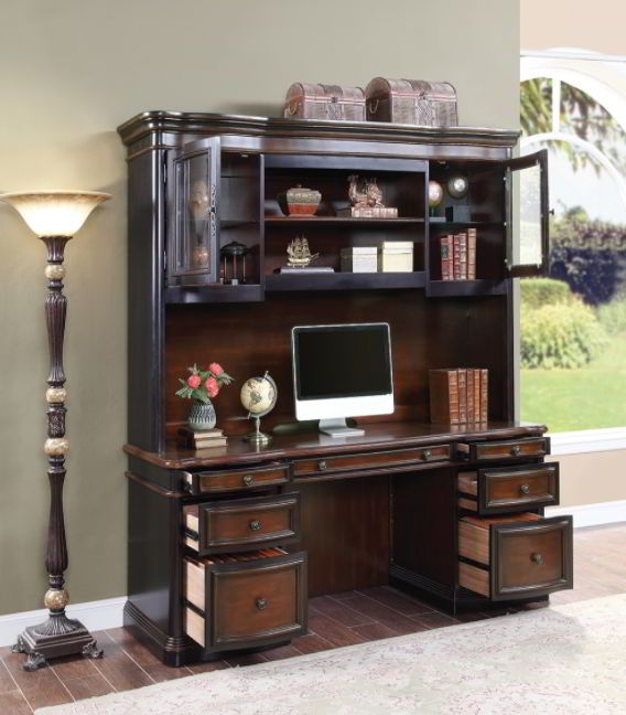 Functionality of a Credenza Desk