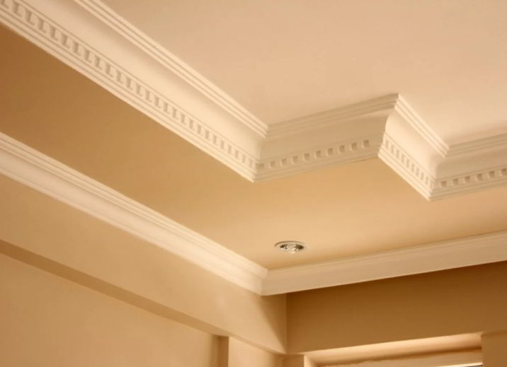 different types of ceiling