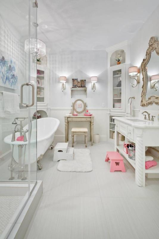 Adorable Vintage Bathroom Ideas