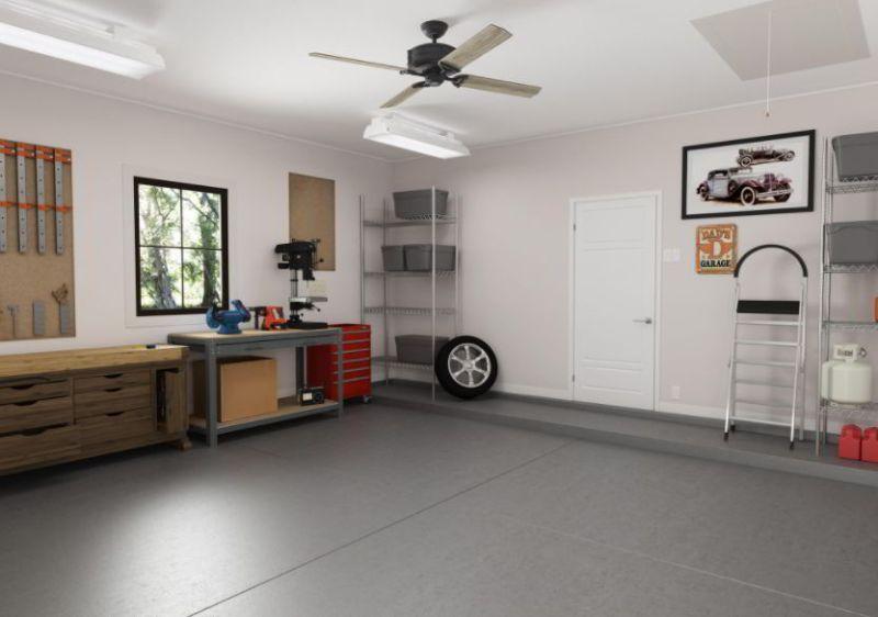 Best Drywall Garage Ceiling