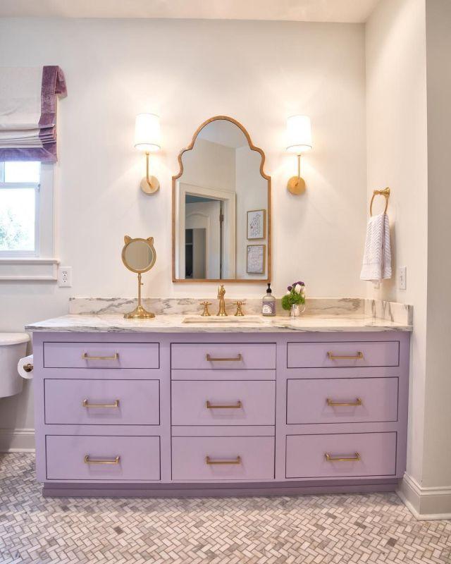Elegant Girls Bathroom Ideas