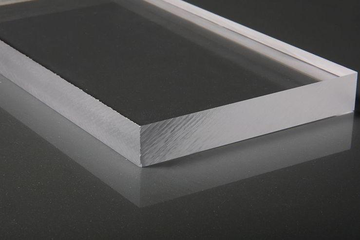Plexiglass is not a glass