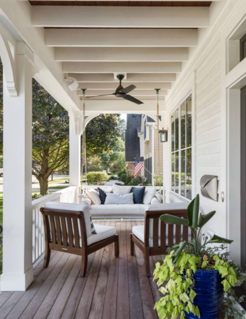 covered deck ideas