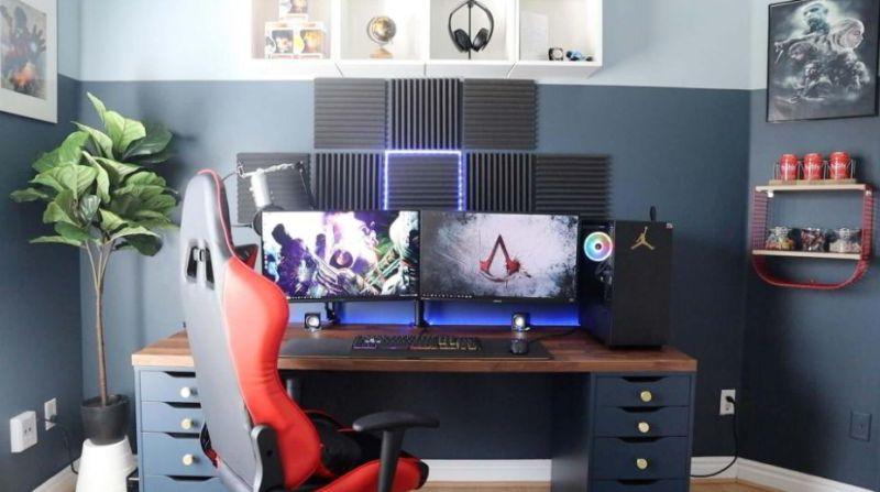 gaming room ideas