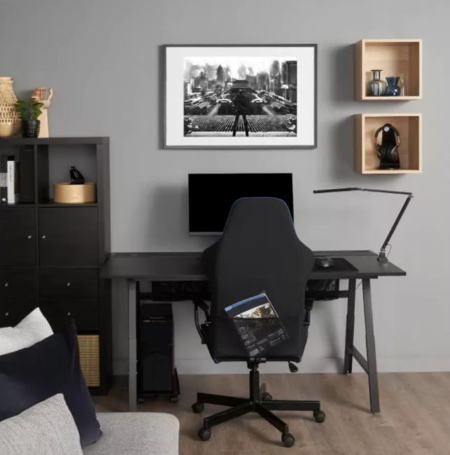 sturdy gaming desk for recreational gamers