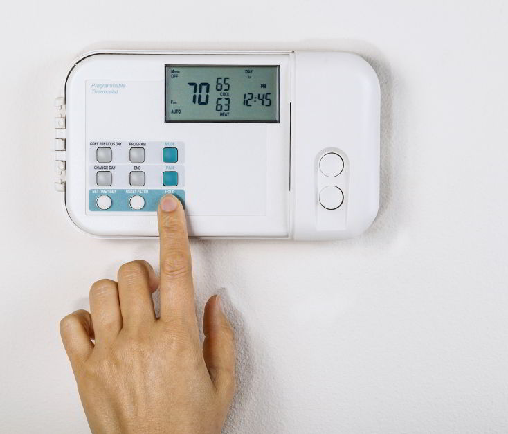 installing and using a programmable thermostat