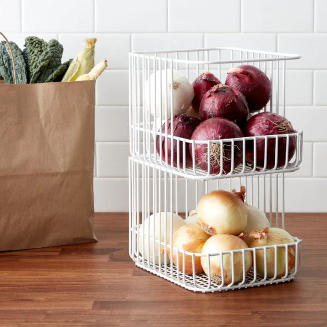Painted Wire Rack Ideas