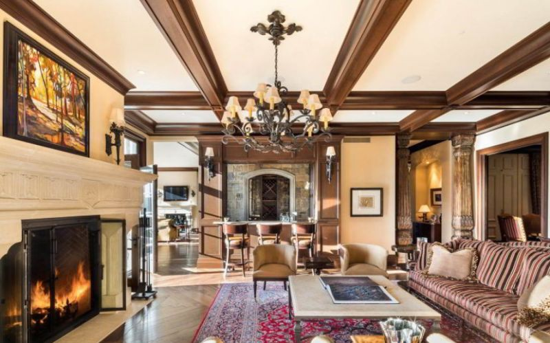Royal Coffered Ceiling Ideas