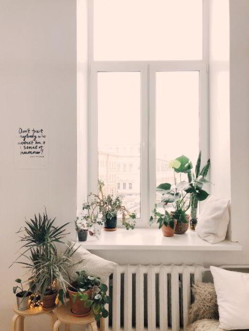 window sill ideas