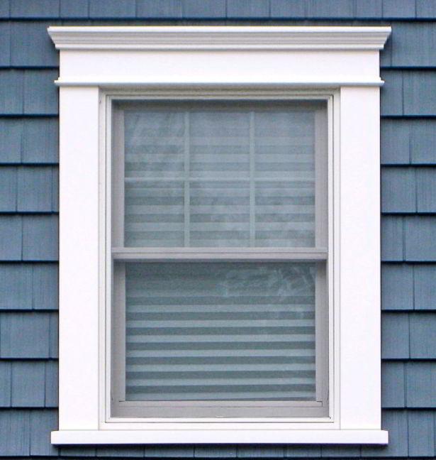 favorite window trim idea