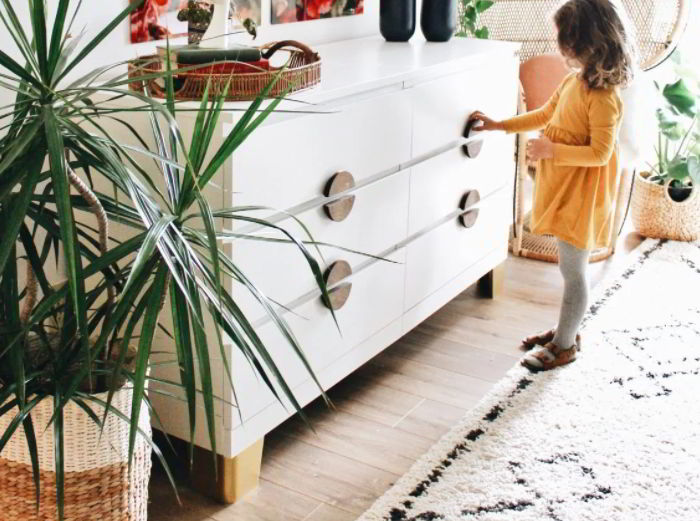Modern and Simple Ikea Malm