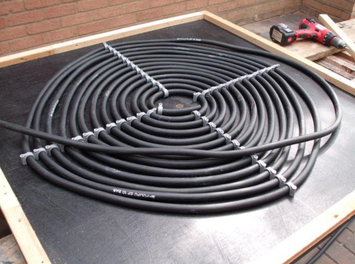 DIY Solar Pool Cover
