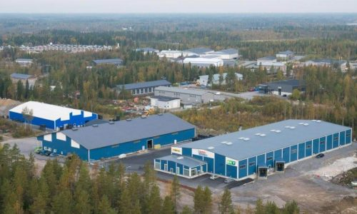 New Warehouse Finland