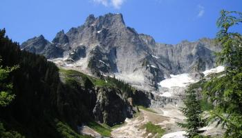 Mount Slesse's East Face Repeated and Freed