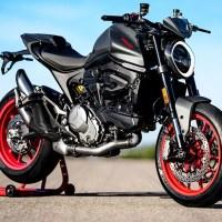 Nueva naked Ducati Monster 2021
