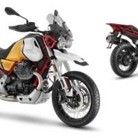V85 TT y V85 TT Travel 2021 nuevas trail de Guzzi