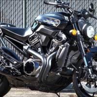 Harley apuesta por una moto deportiva