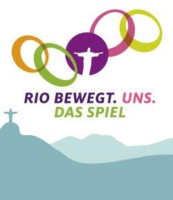 """Das Spiel """"Rio bewegt uns"""""""