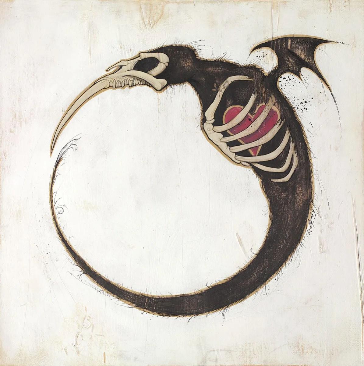 CIRCLE OF LOVE gris grimly vampire the moog
