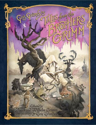 tales from the brothers grimm gris grimly fairy tales