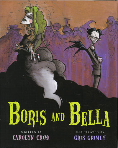 Boris And Bella gris grimly Carolyn Crimi monsters nightmare before christmas