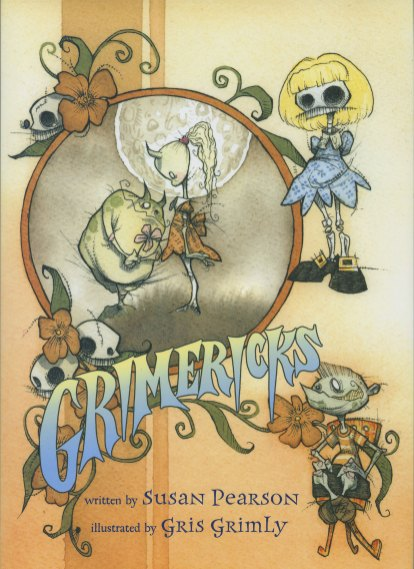 Grimericks Susan Pearson gris grimly limerick monsters