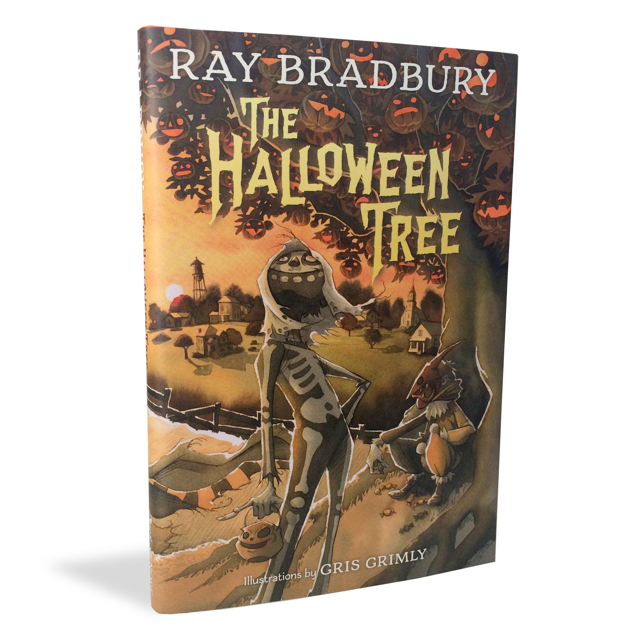 the halloween tree – gris grimly