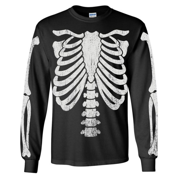 STORE APPAREL SKELETONSLEEVESMEN