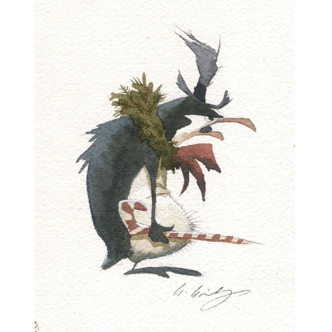 ICON ANGRYPENGUIN