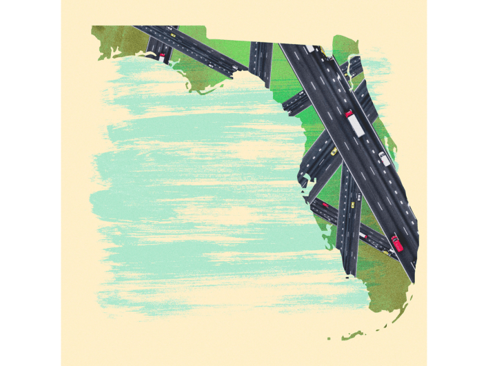 florida highways e1619469591597 - A Florida city wanted to move away from fossil fuels. The state just made sure it couldn't.