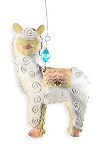 Whimisical Alpaca Ornament