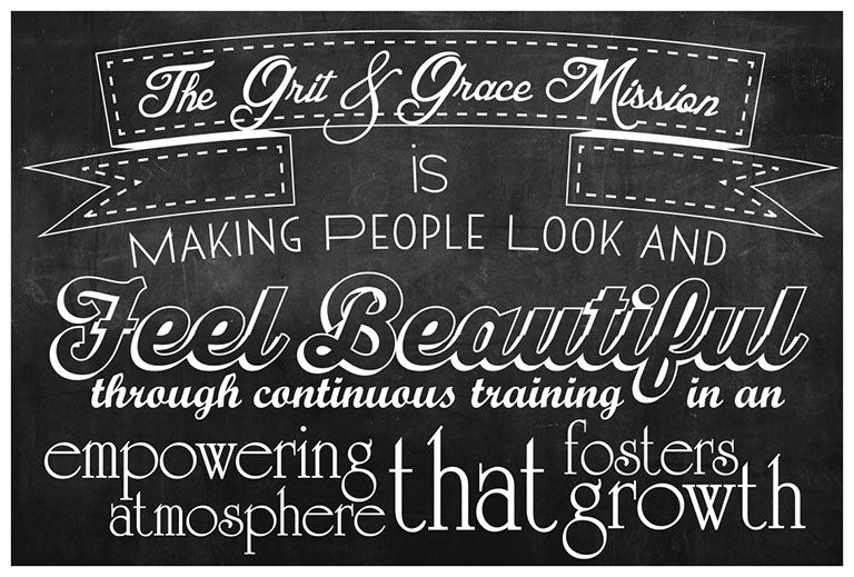 Grit + Grace Salon and Boutique Mission