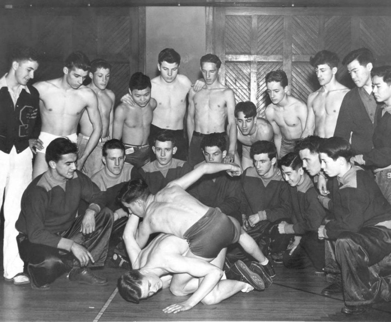 Stadium High School wrestling