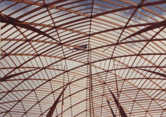 Tacoma Dome construction_15
