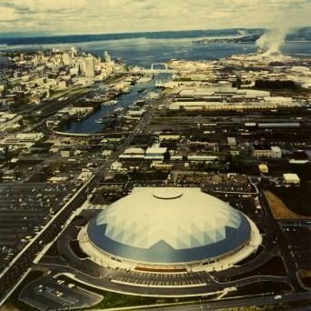 Tacoma Dome construction_23