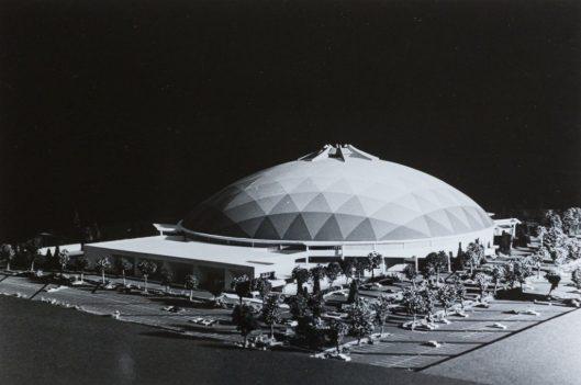 Tacoma Dome construction_26