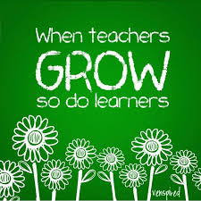 when teachers grow