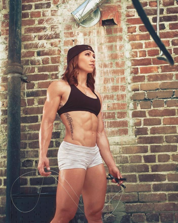 Miranda Oldroyd Speed Rope
