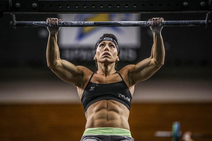 Miranda Oldroyd abs