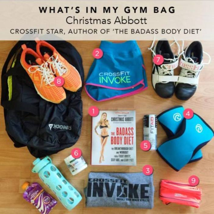 christmas-gym-bag