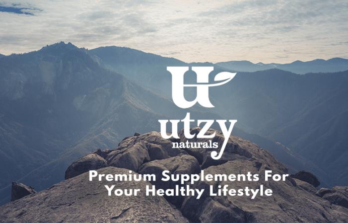 Utzy Naturals with Grit Grind Hustle