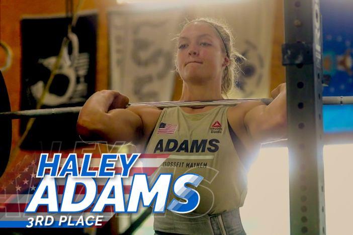 Hayley Adams