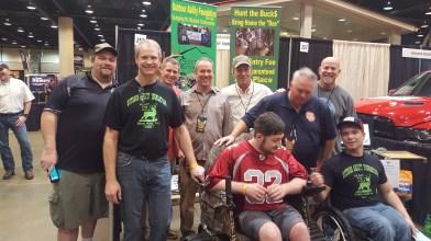OAF Gives Wyatt Chair