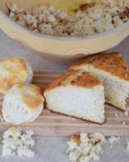 Cornbread Dressing How To 1a CornbreadBiscuits