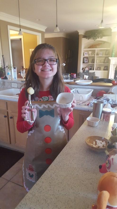 Chloe apron